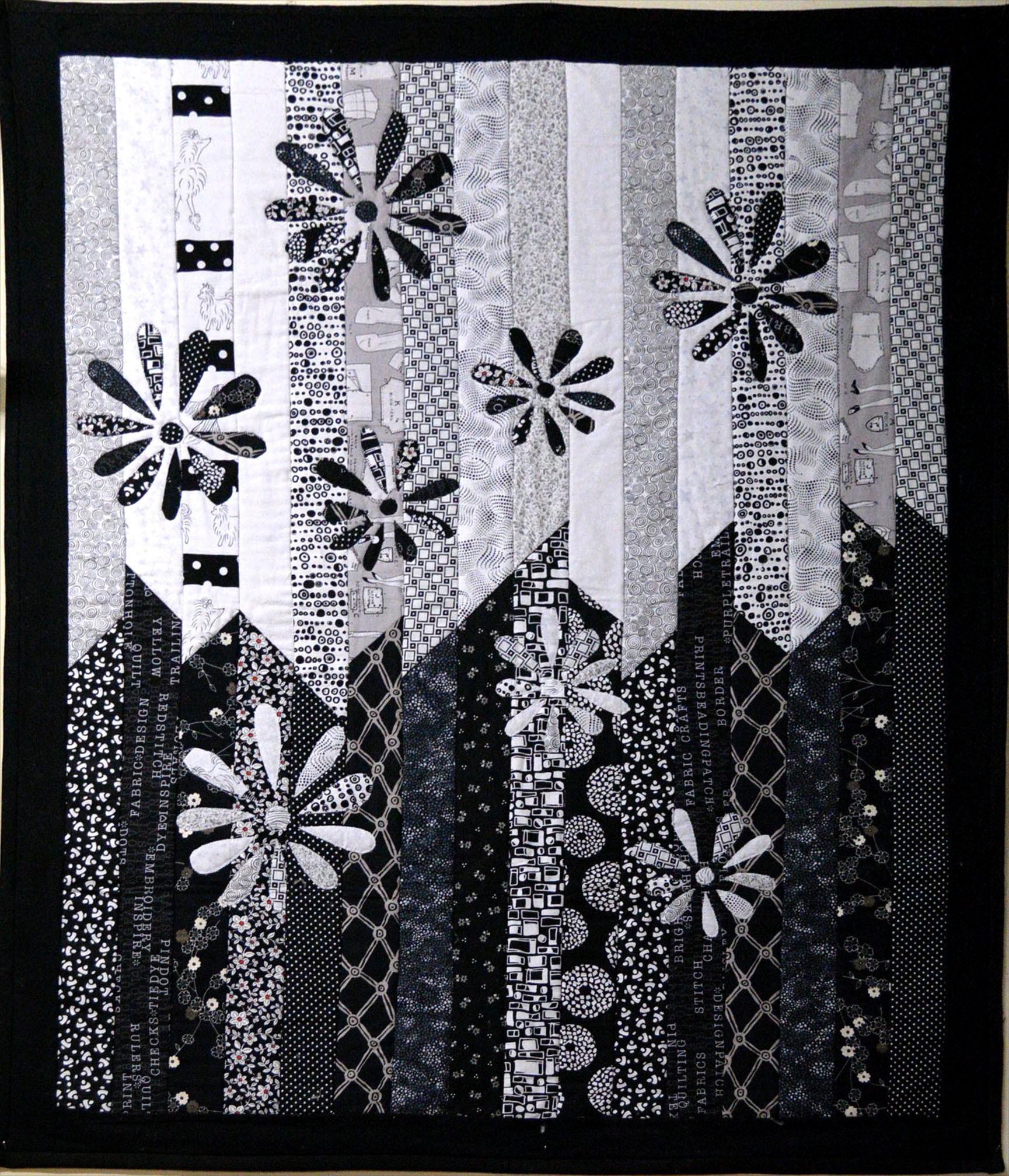 Mostra Jelly Roll en Blanc/Negre