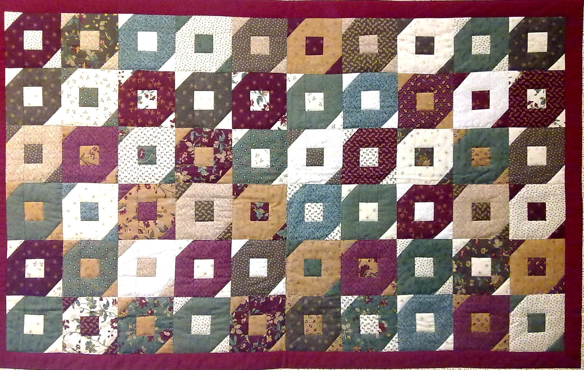 ROBES PATCHWORK